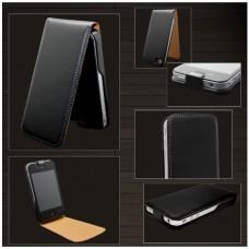 Чехол кожаный для iPhone 4/4s (8 цветов)