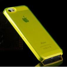 "Чехол пластиковый для iPhone 5C ""Clear"""