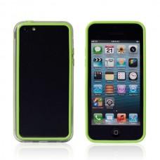 """Бампер силиконовый для iPhone 5C """"Lateral Protection"""""""