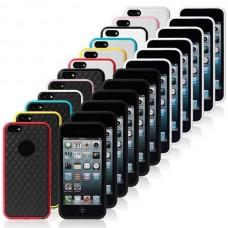 """Чехол пластиковый для iPhone 5C """"Buttons"""""""