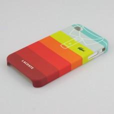 """Чехол пластиковый для iPhone 4/4S """"Lacoste"""""""