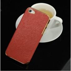"""Чехол пластиковый для iPhone 5 """"Luxury"""""""