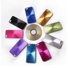 """Чехол пластиковый для iPhone 5 """"CD Metal"""""""