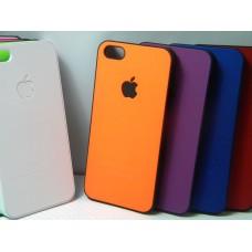 Чехол пластиковый для iPhone 5 (10 цветов)