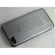 """Чехол алюминиевый для iPhone 5 """"Black bezel"""""""