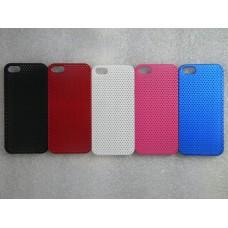 Чехол пластиковый для iPhone 5 (5 цветов)