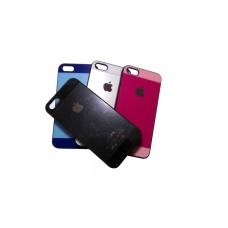 """Чехол пластиковый для iPhone 5 """"Двухцветный"""""""