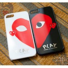 "Чехол пластиковый ""Play"" для iPhone 5 (2 цвета)"