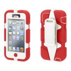 Чехол силиконовый для iPhone 5