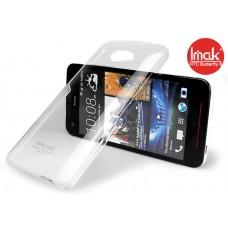 """Чехол пластиковый для HTC Butterfly S 910e """"Ultra Thin"""" Imak"""