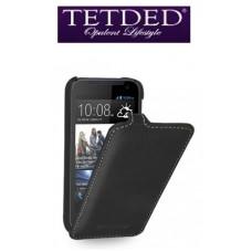 "Чехол кожаный для HTC Desire 310 TETDED ""Character"""