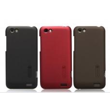 """Чехол пластиковый для HTC One V """"Matt"""" Nillkin+защитная пленка в подарок!"""