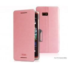 "Чехол кожаный для HTC Desire 600 ""Feature"""