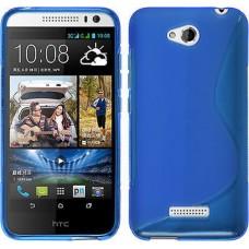 Чехол силиконовый для HTC Desire 616