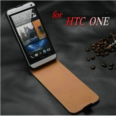 "Чехол кожаный для HTC One ""Business"""