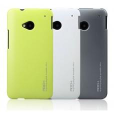 "Чехол пластиковый для HTC One 4.5"" (3 цвета)"