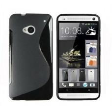 """Чехол силиконовый для HTC One Max T6 """"Wave"""""""