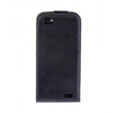 """Чехол кожаный для HTC One V """"Business"""""""
