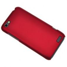 """Чехол пластиковый для HTC One V """"Matt""""+защитная пленка и стилус в подарок!"""