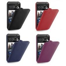"""Чехол кожаный (флип) для HTC New One 2 / M8 TETDED """"Amnesia"""""""