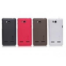 "Чехол пластиковый для Huawei Ascend G600 ""Nillkin"""