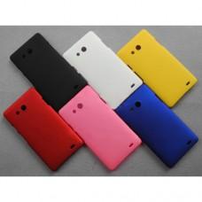 "Чехол пластиковый для Huawei Ascend Mate X1 ""Матовый"""
