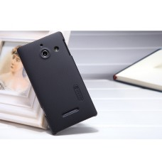 "Чехол пластиковый для Huawei Ascend W1 ""Nillkin"""