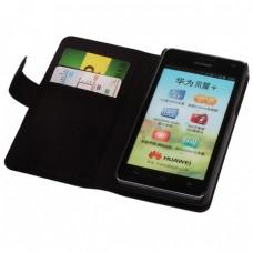 "Чехол кожаный для Huawei Honor 2 G600 ""Doormoon"""