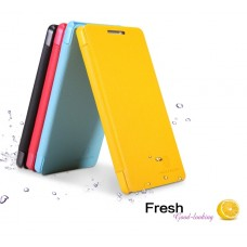 "Чехол кожаный для Huawei Honor 3 ""Fresh"" Nillkin"