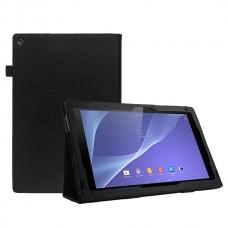 "Чехол-книжка кожаный  для Sony Xperia Tablet Z2 TTX  ""Book"""