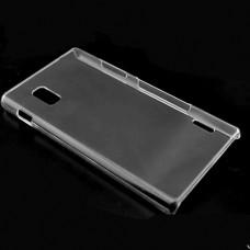 """Чехол пластиковый для LG Nexus 4 """"Crystal"""""""