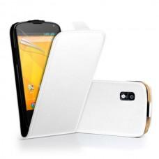 Чехол кожаный для LG Nexus 4 (3 цвета)