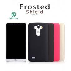 "Чехол пластиковый для LG G3 Nillkin Frosted Sheild ""Harmony"" + защитная пленка в подарок!"