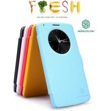 "Чехол для LG G3 Nillkin Fresh Series ""Ideal"" кожа + пластик"