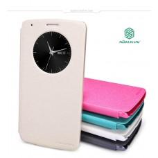 "Чехол кожаный для LG G3 Nillkin Sparkle Series ""Ideal"""