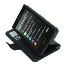 """Чехол кожаный для LG Optimus L7 P705 4.3"""" (3 цвета)"""