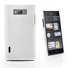 "Чехол пластиковый для LG Optimus L7 P700 (5 цветов) 4.3"""