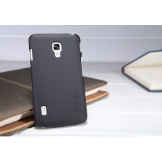 "Чехол пластиковый для LG Optimus L7 II Nillkin ""Matt""+защитная пленка в подарок!"