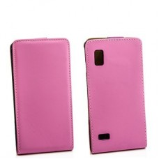 """Чехол кожаный для LG Optimus L9 """"Elegant"""""""