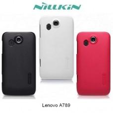 """Чехол пластиковый для Lenovo A789 """"Subtle"""" Nillkin + защитная пленка в подарок!"""