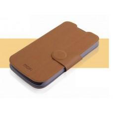 """Чехол кожаный для Lenovo A800 """"MOFI"""""""