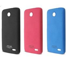 """Чехол пластиковый для Lenovo A820  IMAK """"Cowboy series"""" + Защитная пленка в подарок!"""