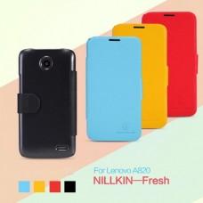 "Чехол кожаный для Lenovo A820 Nillkin ""Merchine"""