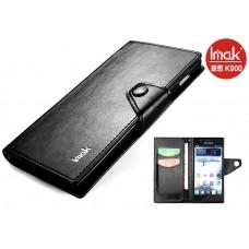 "Чехол кожаный для Lenovo K900 ""Style"" Imak"