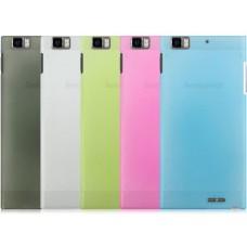 "Чехол пластиковый для Lenovo K900 ""Soft Touch"""