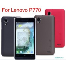 "Чехол пластиковый для Lenovo P770 ""Ritzy"" Nillkin + защитная пленка в подарок!"
