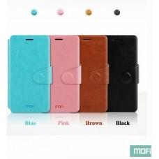 """Чехол кожаный для Lenovo P780 """"Mofi"""""""