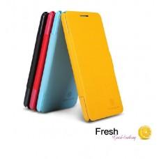 "Чехол кожаный для Lenovo Р780 Nillkin Fresh Series ""Owl Page""кожа+пластик"