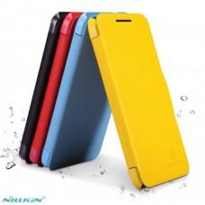 """Чехол для Lenovo S960 Vibe X """"Dressy"""" Nillkin кожа + пластик"""