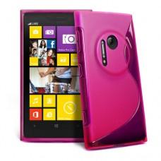 """Чехол силиконовый для Nokia Lumia 1020 """"Wave"""""""